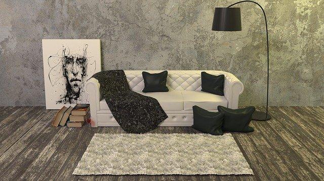 Jak dopasować modne tapety do salonu?